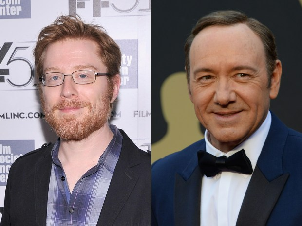 Actor Anthony Rapp, left, recently accused actor Kevin Spacey of making a sexual advance against him in 1986, when Rapp was 14. Spacey responded by saying he didn't recall the episode and announcing that he is gay.
