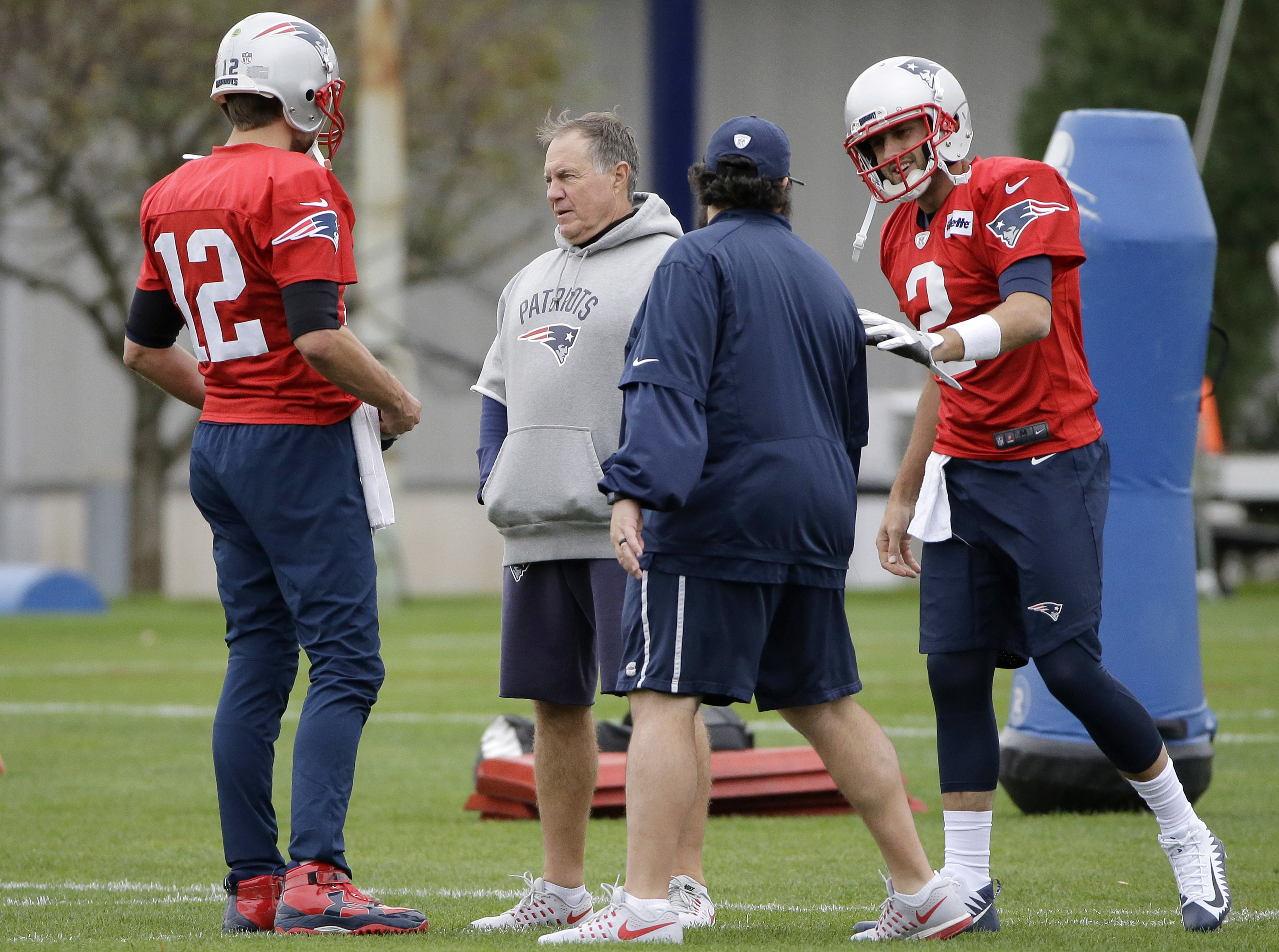 Air Force Academy to host New England Patriots football practice ...