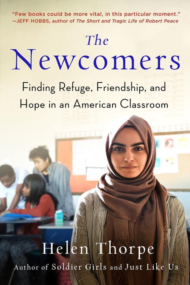 The Newcomers, by Helen Thorpe (Scribner, November 2017)