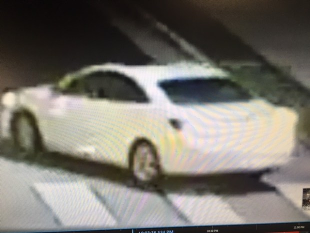 Photo of the suspect vehicle