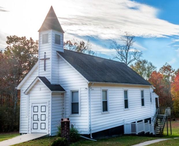 mcardle church taxes