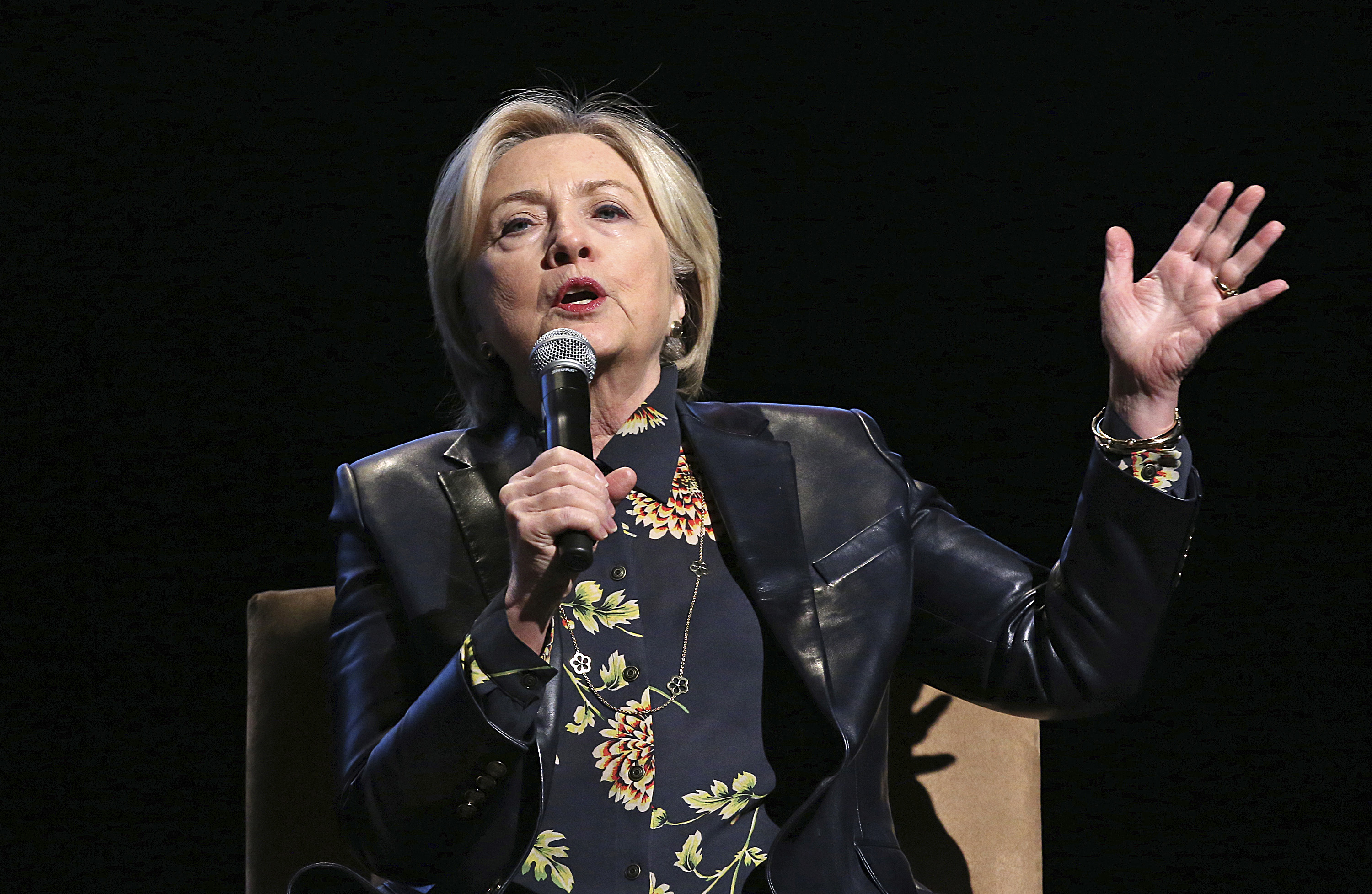 Liberal outrage erupts after Vanity Fair pokes fun at Hillary Clinton