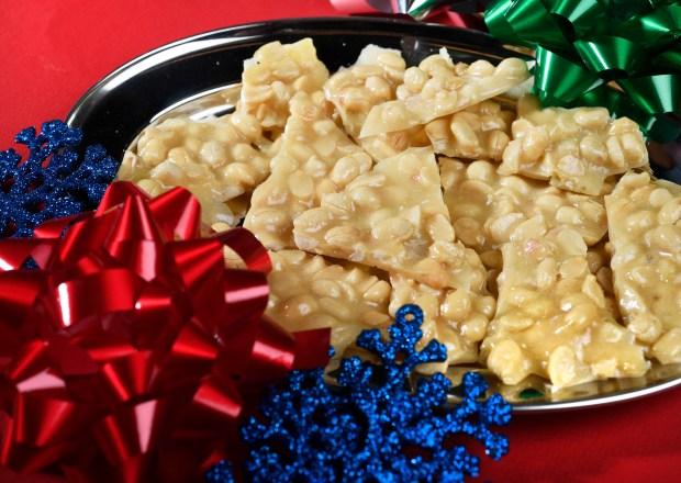 Ten-minute microwave holiday peanut brittle Denver ...