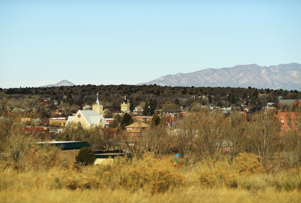 Walsenburg, in Southern Colorado, is the ...