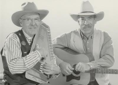 Bill Barwick (right)
