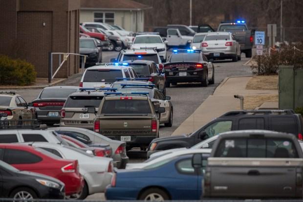 Emergency crews respond to Marshall County ...