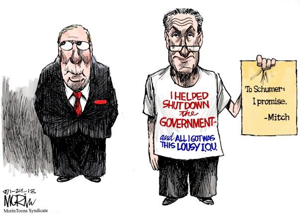 newsletter-2018-01-29-government-shutdown-cartoon-morin