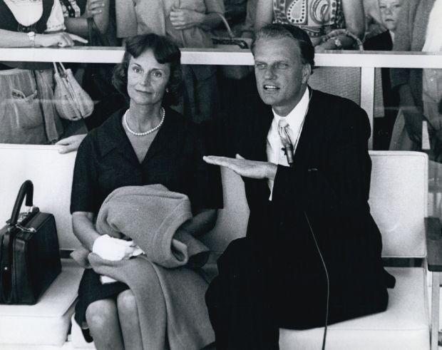 AUG 22 1965 - Rev. Billy ...