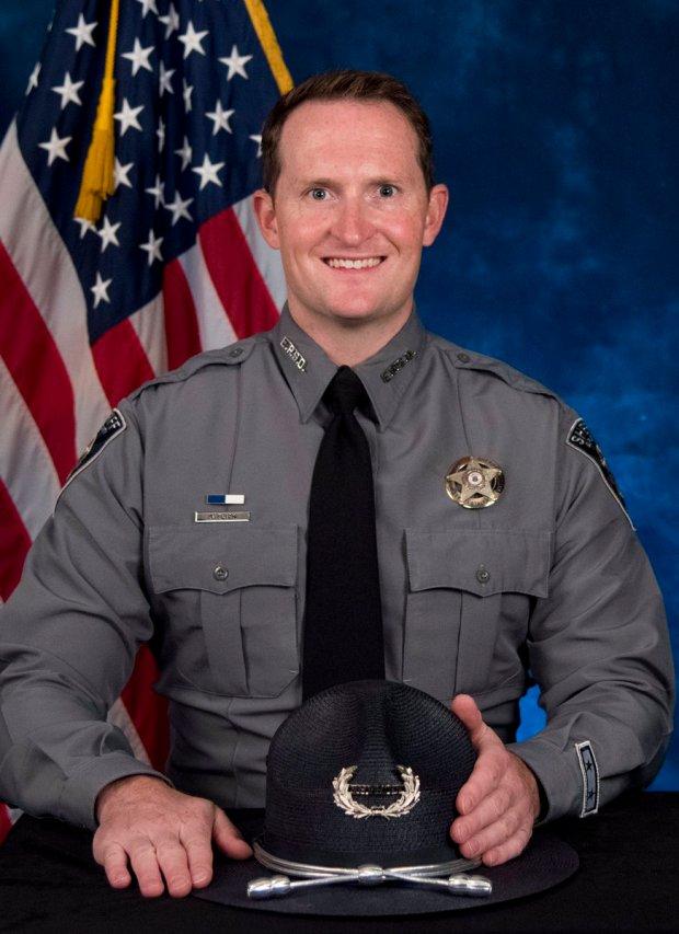 El Paso County Sheriff's Deputy Micah Flick