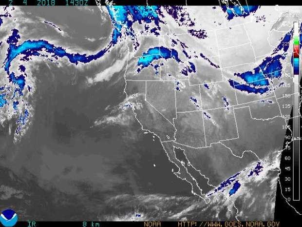 Denver Weather Map on