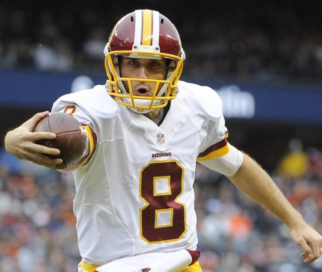 David Banks Getty Images Kirk Cousins Of The Washington Redskins