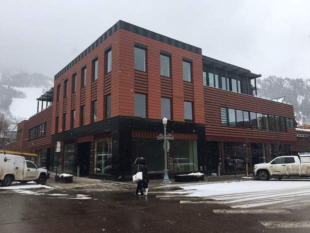 Located at 535 E. Hyman Ave., the so-called Lego building in downtown Aspen sold for $28 million.