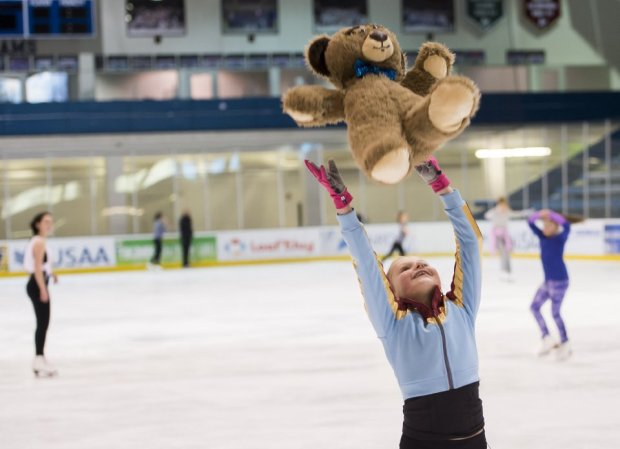 11-year-old Colorado Springs figure skater stars in Olympics-themed  commercial 1dff70dd8