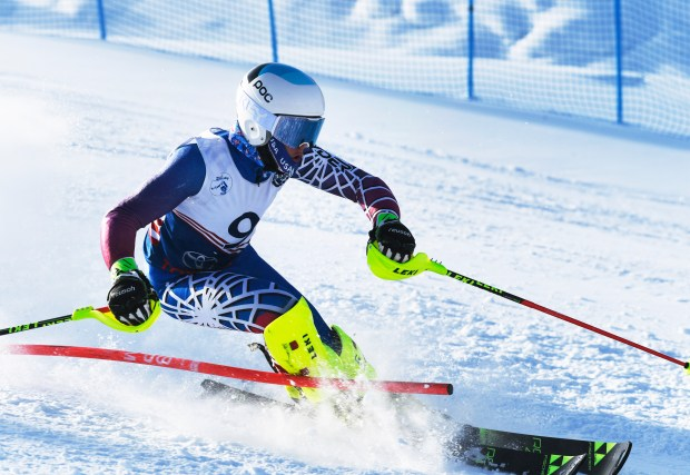 U.S. Paralympic skier and cancer survivor ...