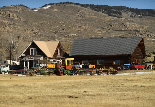 Sibling rivalry, greed and murder: A 700-acre Gunnison County ranch