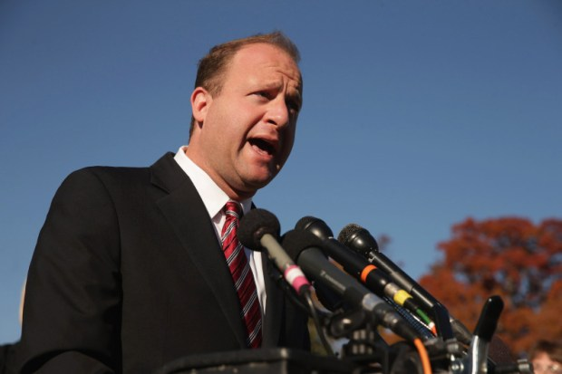 Rep. Jared Polis is one of a handful of candidates seeking the Democratic nomination for Colorado governor this year.