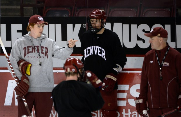 New University of Denver assistant hockey ...