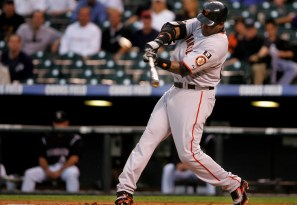 Rockies killer Barry Bonds reminisces on hitting homers against Colorado