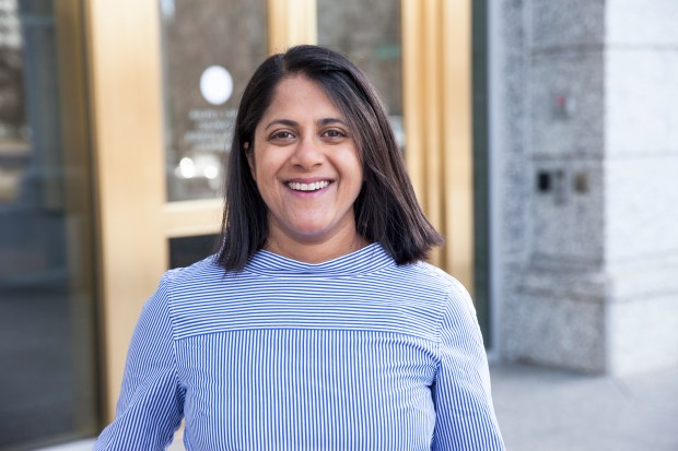 Saira Rao is challenging U.S. Rep. Diana DeGette in Tuesday's Democratic primary.