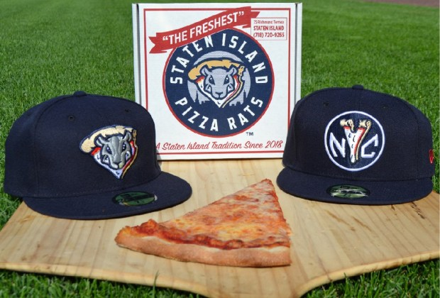 Staten Island Pizza Rats.