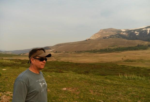 Mark Rudolph, of Colorado Department of ...