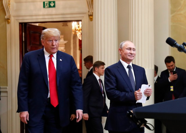 Wednesday, July 18, 2018 letters: Trump-Putin meeting – The Denver ...