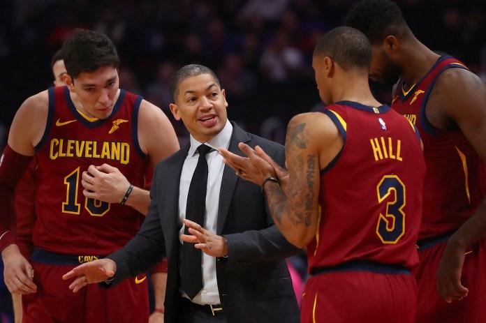 Tyronn Lue fired as Cleveland Cavaliers head coach after 0-6 start – The  Denver Post