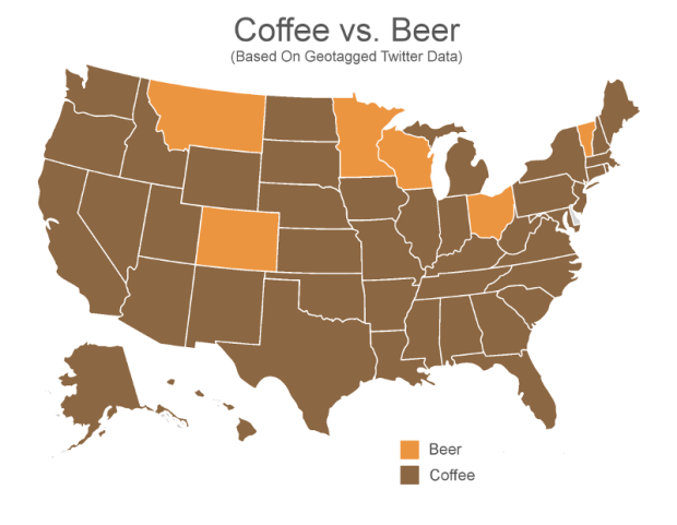 Colorado is the No. 1 beer state — at least on Twitter