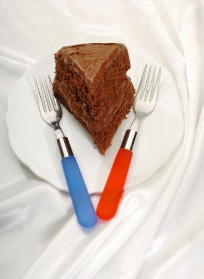 Helen Dollaghan's Devil's Food Cake.