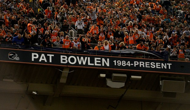 The name of Pat Bowlen is ...