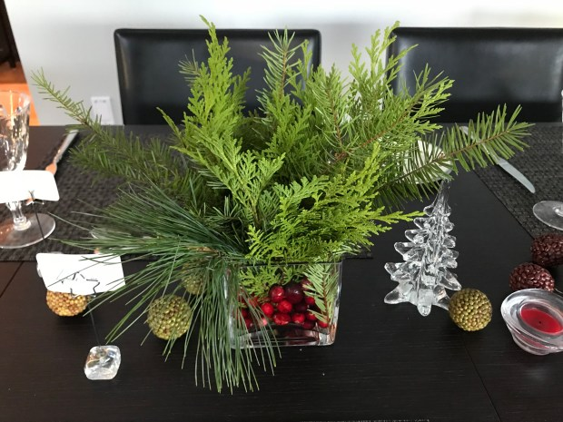 Christmas Greenery Centerpieces.Punch List Real Christmas Trees And Fresh Greenery To Decorate