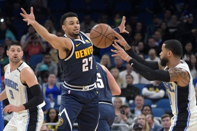 Nuggets survive overtime vs. Magic for seventh consecutive win