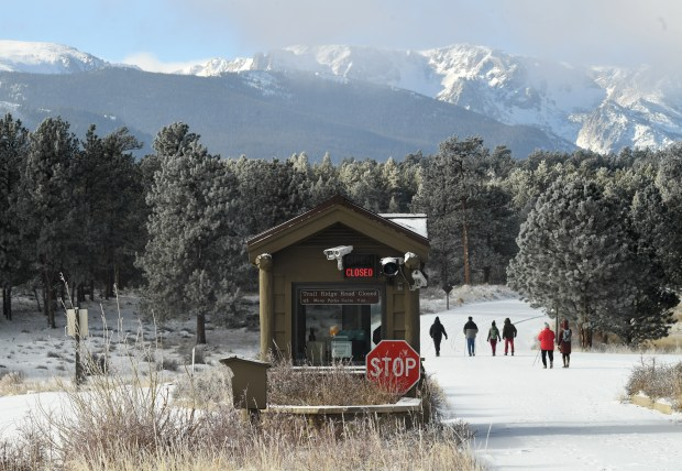 Garbage, human waste collect in Rocky Mountain National Park as government shutdown continues