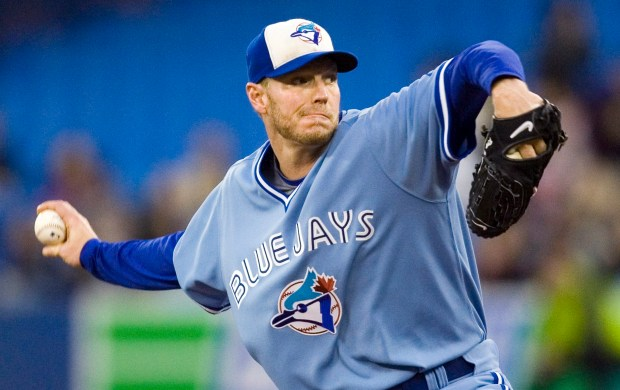 Toronto Blue Jays starting pitcher ...