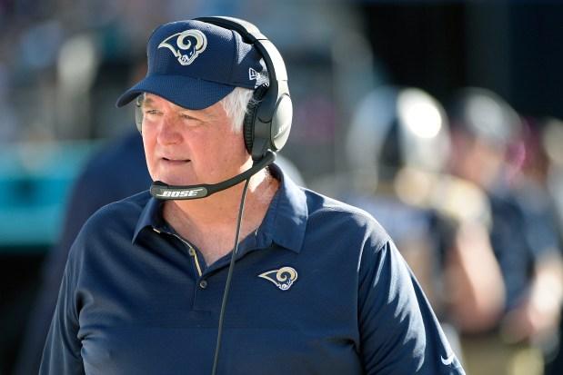 Los Angeles Rams defensive coordinator ...