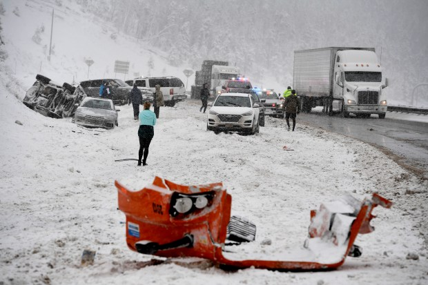 Colorado on verge of expanded traction law targeting 2WD cars driving I-70 in the mountains