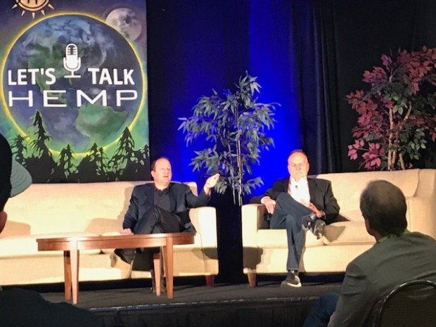 Hemp entrepreneurs hear the benefits — and challenges — of booming industry at Colorado expo