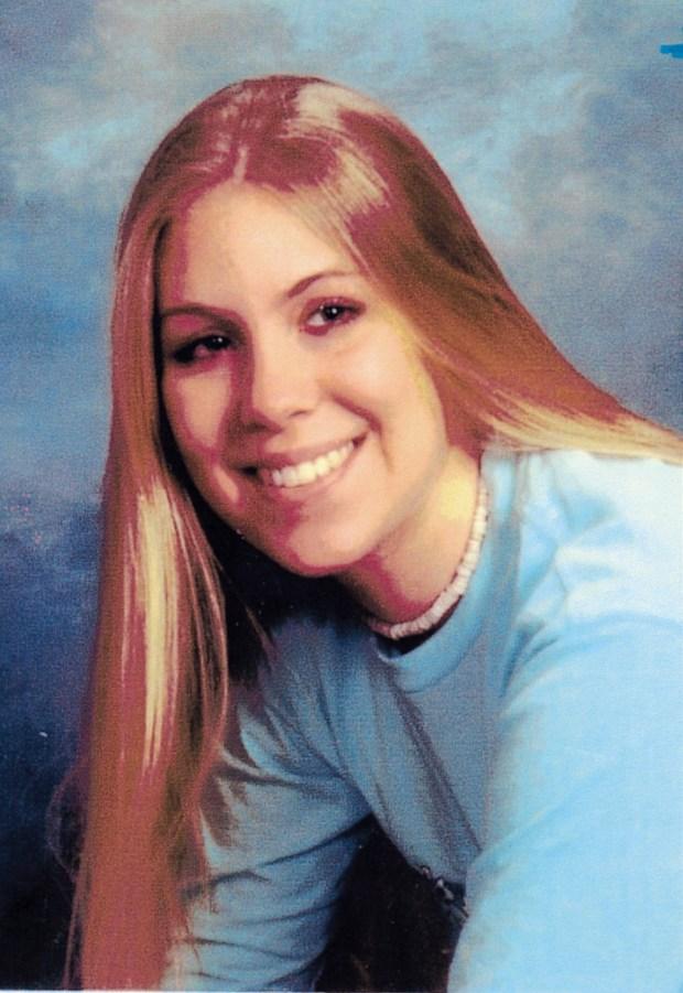 CASSIE BERNALL -- Student at Columbine High School -- dead in massacre at Columbine High School.