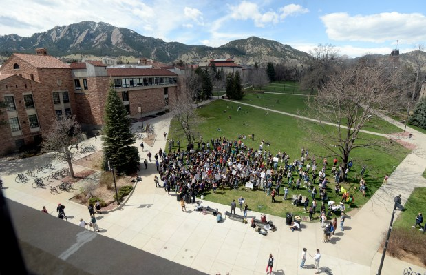 CU faculty criticize presidential search as protesters decry