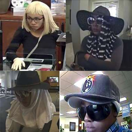 "Bank robber dubbed the ""Glamour Shot Bandit"" pleads guilty in Denver court"
