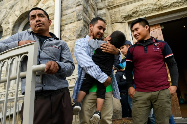 Will Denver continue to host asylum seekers from southern border? Nonprofits, faith leaders will work with city, community to decide