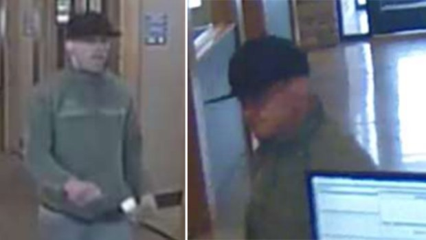 FBI and Arapahoe County sheriff ask for public's help in identifying bank robber