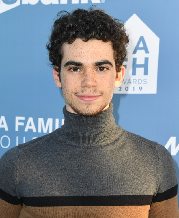 Cameron Boyce attends LA Family Housing ...