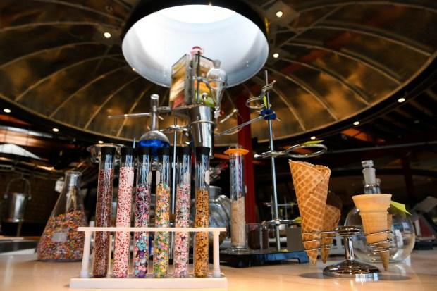 The Little Man Ice Cream Factory ...