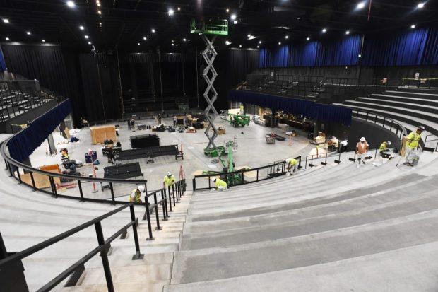 Take a look inside Mission Ballroom, Denver's newest venue built just for live music