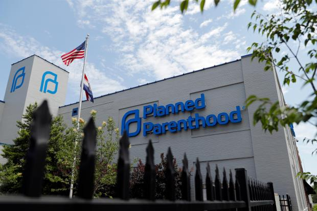 A Planned Parenthood clinic is ...