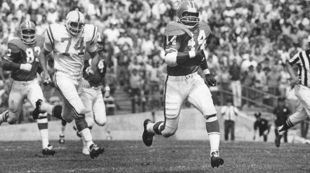 SEP 10 1972 - Denver Broncos ...