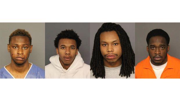 Four men sentenced for roles in 2017 killing of man during an illegal marijuana sale in Denver