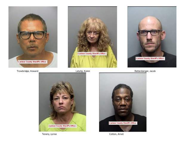 10 arrested in bust that yields drugs, guns, cash from northern Colorado crime ring