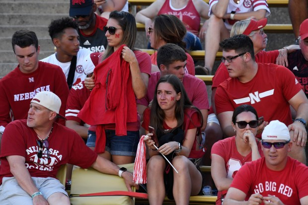 Unhappy Nebraska Cornhusker fans remain in ...
